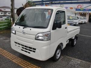ダイハツ ハイゼットトラック スタンダード エアコン パワーステアリング 運転席エアバック 4WD