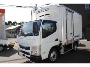 三菱ふそう キャンター  冷蔵冷凍車 マイナス18度設定可 車線逸脱装置付 150馬力 最大積載量2000Kg