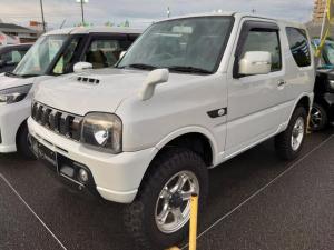 スズキ ジムニー ランドベンチャー リフトアップ車 Bluetooth対応オーディオ 4WD マニュアル5速ターボ キーレス