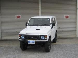スズキ ジムニー ワイルドウインド4WD オートマ社外アルミホイール