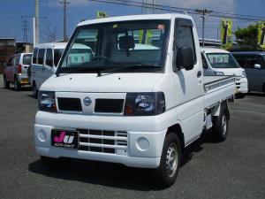 日産 クリッパートラック SD 3方開 エアコン パワステ エアバッグ