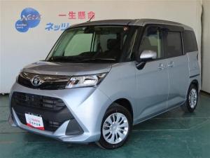 トヨタ タンク G S セーフティーセンス 1オーナー 禁煙車 両側電動ドア