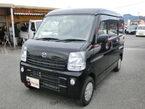 マツダ スクラム バスター 4WD 5速MT ナビ TV