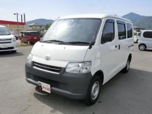トヨタ タウンエースバン DX 荷室パイプ付 ETC インパネAT