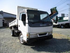 いすゞ エルフトラック 2t 低床ダンプ