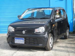 スズキ アルト L レーダーブレーキサポート キーレス エネチャージ アイドリングストップ シートヒーター CDデッキ ABS Wエアバッグ バイザー