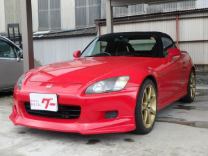 S2000 タイプV VGS 6MT ETC 18AW