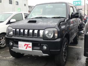 スズキ ジムニー クロスアドベンチャーXC ナビ 4WD