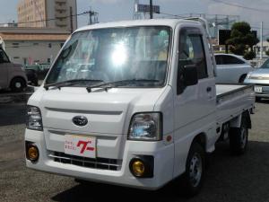 スバル サンバートラック TC 4WD CD キーレス 運転席エアバッグ エアコン パワステ パワーウィンドウ