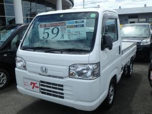 ホンダ アクティトラック SDX エアコン パワステ 5MT 4WD