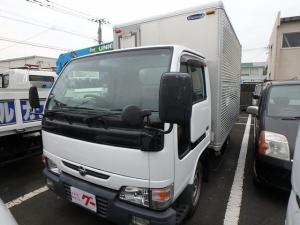 日産 アトラストラック アルミバン ナビ CD ETC フル装備 エアバック