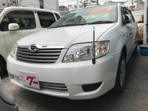 トヨタ カローラ X 5MT キーレス 電動格納ミラー 両座席エアバッグ