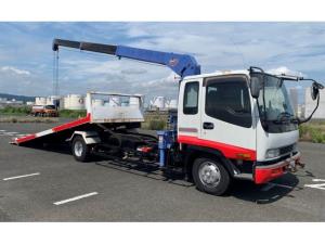 いすゞ フォワード ベースグレード トラック クレーン AC AT