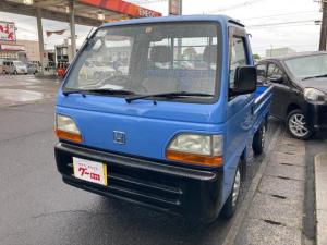 ホンダ アクティトラック アタック エアコン 5速マニュアル車 4WD