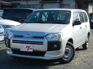 トヨタ プロボックス DXコンフォート メモリーナビ ワンセグTV バックカメラ ETC キーレス CD・DVD 4ナンバー車