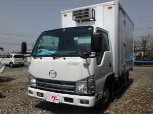 マツダ タイタントラック 冷蔵冷凍車 スタンバイ付 ETC