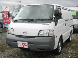 マツダ ボンゴバン 冷蔵冷凍車 5速ミッション バックカメラ付き ETC