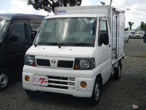 日産 クリッパートラック 冷蔵冷凍車 5速ミッション エアコン パワステ CD