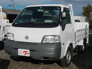 日産 バネットトラック  パワーゲート付き 4WD Wタイヤ ETC 1.0t ドライブレコーダー付き