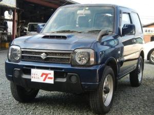 スズキ ジムニー XG キーレス CDオーディオ 背面タイヤ インタークーラーターボ パートタイム4WD