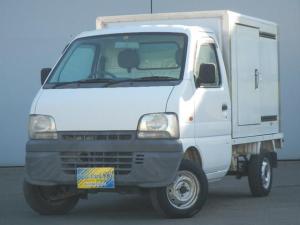 スズキ キャリイトラック  冷蔵冷凍車 5速ミッション エアコン パワステ 最低温度-5℃