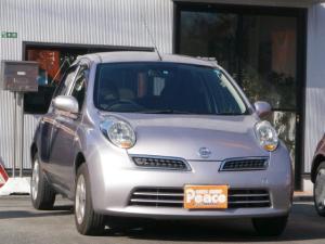 日産 マーチ 12Sコレットシャープ インテリキー 車検3年10月