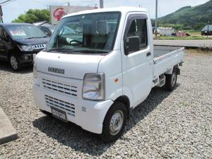 スズキ キャリイトラック KUスペシャル 4WD パワステ A/C