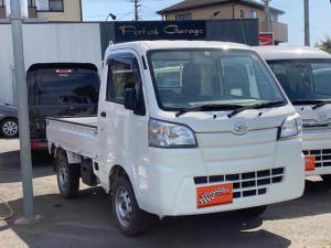 ダイハツ ハイゼットトラック スタンダード 農用スペシャル 5速マニュアル 4WD エアコン パワステ エアバッグ 3方開