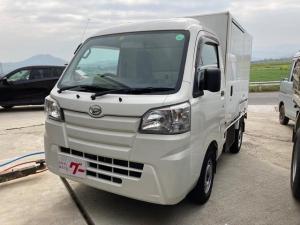 ダイハツ ハイゼットトラック  冷蔵冷凍車 -7℃設定 荷台プラスチックスノコ ABS Wエアバッグ オートマ