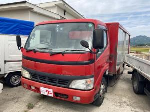 トヨタ ダイナトラック  ロングボディ ボトルカー オートマ 3.5t積載