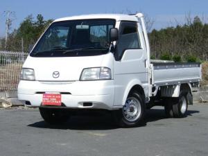 マツダ ボンゴトラック 1t積載 ディーゼル 4WD 5速MT
