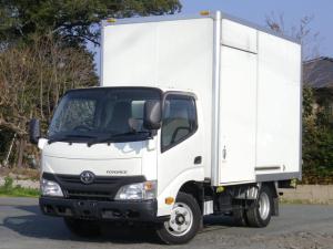 トヨタ トヨエース 標準 2t バン 横ドア付