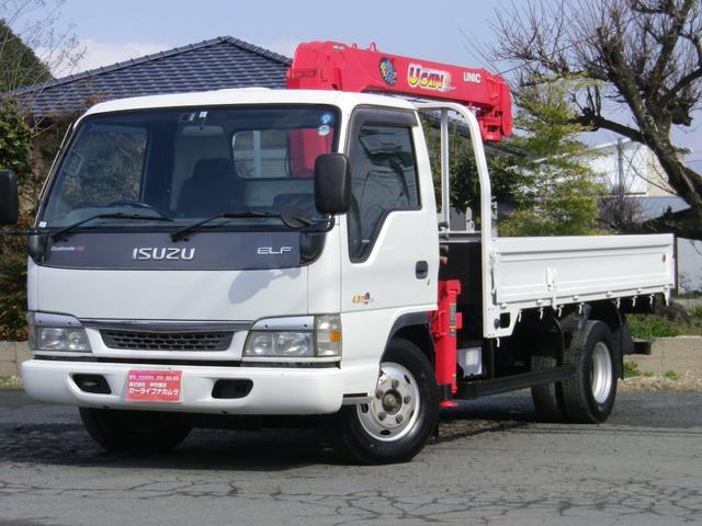 3t積載・4段フックイン・ラジコン・2.6t吊・車検R4年1月・程度良!