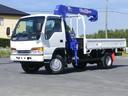 いすゞ/エルフトラック 標準ロング高床4WD 3段フックインラジコン 積載量2.9t