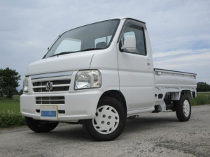 ホンダ アクティトラック タウン エアコン・パワステ・エアーバック・4WD