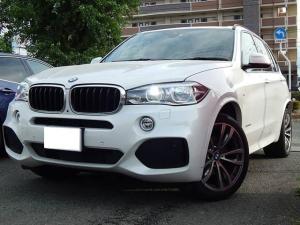 BMW X5 xDrive 35d Mスポーツ 4WD HDDナビTV