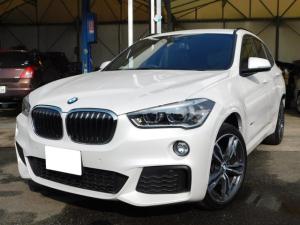 BMW X1 sDrive 18i Mスポーツ 1オーナー 純正ナビTV