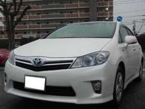 トヨタ SAI S 純正ナビ バックカメラ スマートキー ワンオーナー車