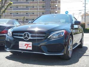 メルセデス・ベンツ Cクラス C200アバンギャルド AMGライン レーダーセーフティ