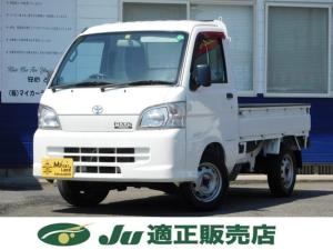トヨタ ピクシストラック スペシャル農用バージョン 3方開 4WD エアコン パワステ 5速マニュアル