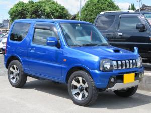 スズキ ジムニー クロスアドベンチャーXC Wエアバッグ ABS キーレス 純正アルミホイール CD/MDオーディオ ETC セレクト4WD