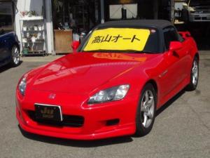 ホンダ S2000 ベースグレード モデューロサスペンション リアスポイラー 6速