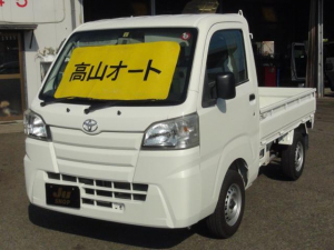 トヨタ ピクシストラック スタンダード エアコン パワステ 4速オートマチック