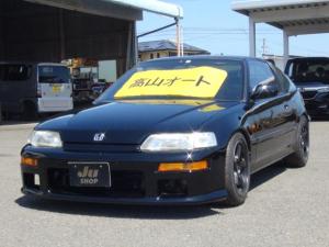 ホンダ CR-X SiR ノーマルルーフ 車高調 機械式LSD