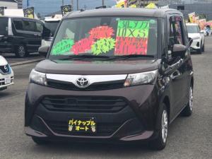 トヨタ タンク X S ナビTV電動スライド衝突軽減ブレーキ