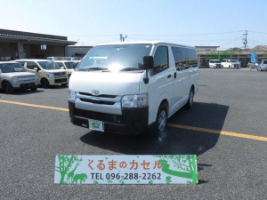 トヨタ ハイエースバン DX ワンセグナビ ETC