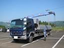 三菱ふそう/ファイター タダノ4段ラジコン 積載6600kg ターボ270馬力