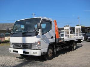 三菱ふそう キャンター 積載車 ターボ150PS 積載2000kg