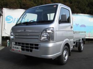 スズキ キャリイトラック KCエアコン・パワステ エアコンパワステ 4WD