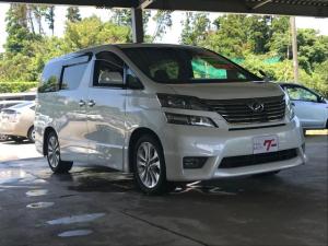 トヨタ ヴェルファイア 2.4Z ナビ フルセグ フリップダウンモニター ETC